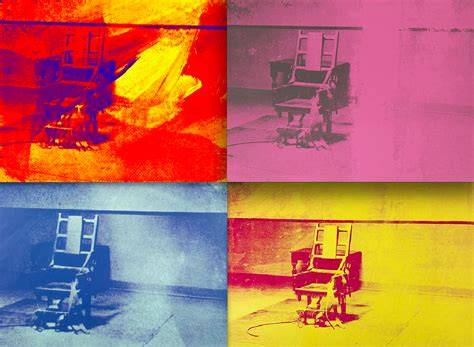 andy warhol s electric chairs series 1971 masterworks