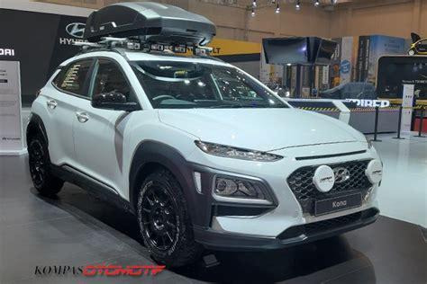 Modifikasi Hyundai Kona 2019 by Hyundai Rombak Kona Jadi Lebih Radikal