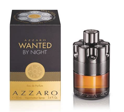 Wanted By Night Azzaro Cologne A New Fragrance For Men