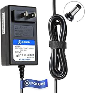 Amazon.com: T Power 24v Ac Dc Adapter Charger Compatible