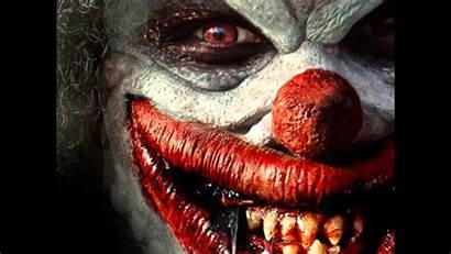 Clown Evil Scary Wallpapers Halloween Clowns Horror