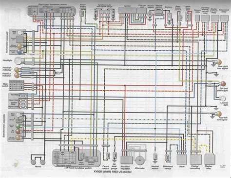85 Xv700 Wiring Diagram by Viragotechforum View Topic 700 To 920