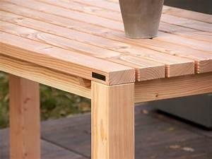 Gartentisch Aus Holz : gartentisch zeitlose gartenm bel aus heimischem holz ~ Eleganceandgraceweddings.com Haus und Dekorationen