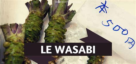 qu est ce que le raifort cuisine tout savoir sur le wasabi un met et délicat