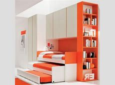Bedroom Hanging Cabinet Design