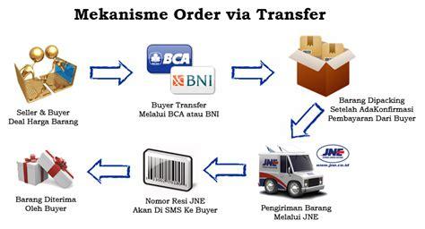 cara order agen distributor resmi