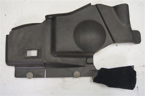 chevy corvette   dash  panel wblack