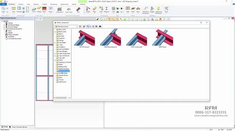 steel frame software cold formed design excel cfs