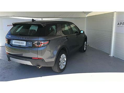 land rover discovery sport  td ch awd hse bva mark