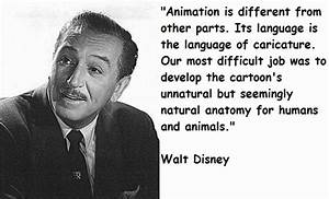 25 Great Walt D... Animated Disney Quotes