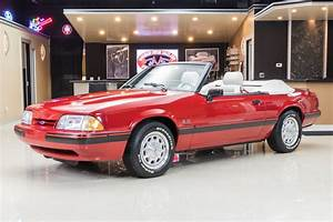1988 Ford Mustang | Classic Cars for Sale Michigan: Muscle & Old Cars | Vanguard Motor Sales