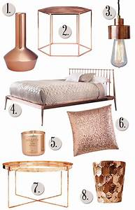 Copper in the home. Will copper replace our love of gold ...