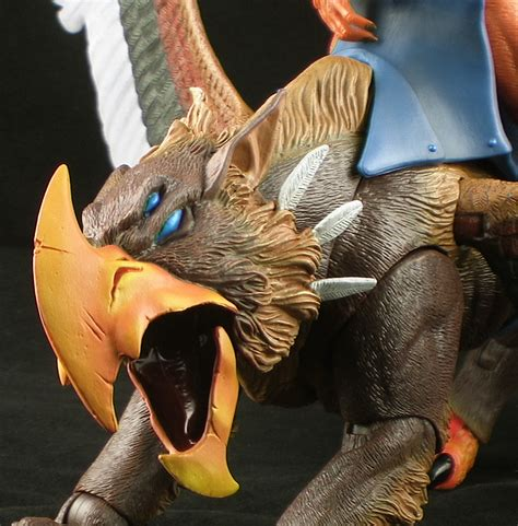manorg news motu classics griffin video review