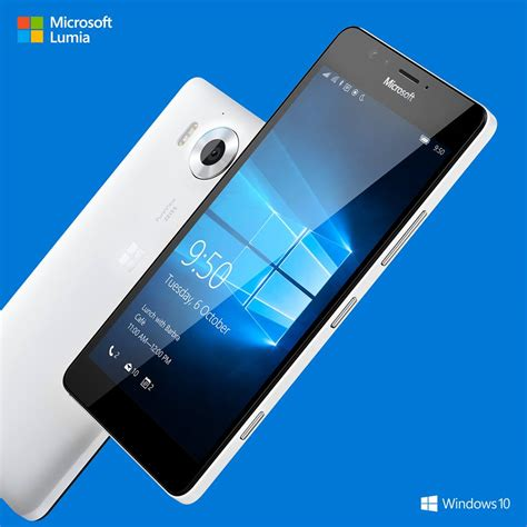 Microsoft Lumia 950 & 950 Xl The Specs Review