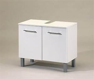 Waschbeckenunterschrank Hochglanz Weiß : bad waschbeckenunterschrank next 2 t rig 70 cm breit ~ A.2002-acura-tl-radio.info Haus und Dekorationen
