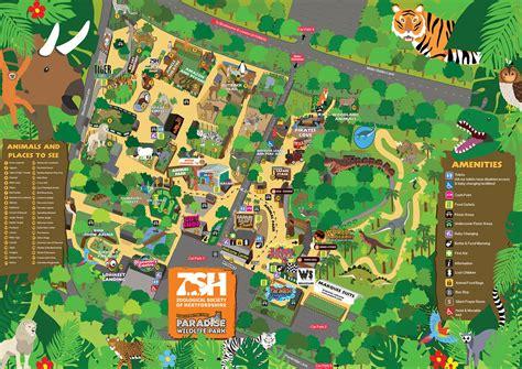 map park paradise wildlife broxbourne zoo animal follow hertfordshire planning rock