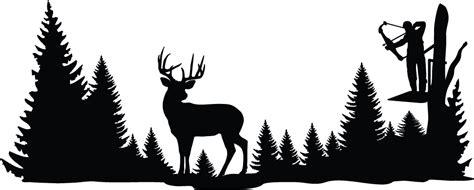 white tailed deer svg   designlooter