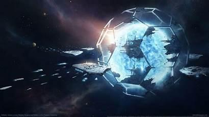 Stellaris Wallpapers Utopia Logic Space Mathematics Relation