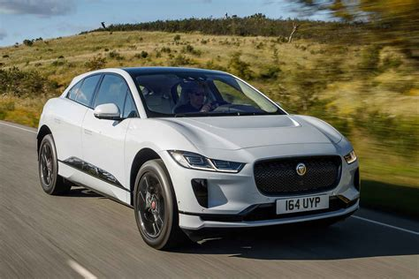 Jaguar I-pace Prices Start From £58,995