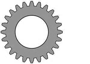 Gear Vector Clip Art
