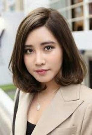 gaya rambut wanita korea  digandrungi remaja gaya