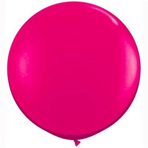 big  balloon  ft  pink huge  wedding