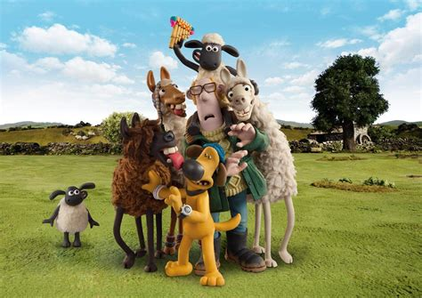 Aardman To Release New Shaun The Sheep Mobile Game