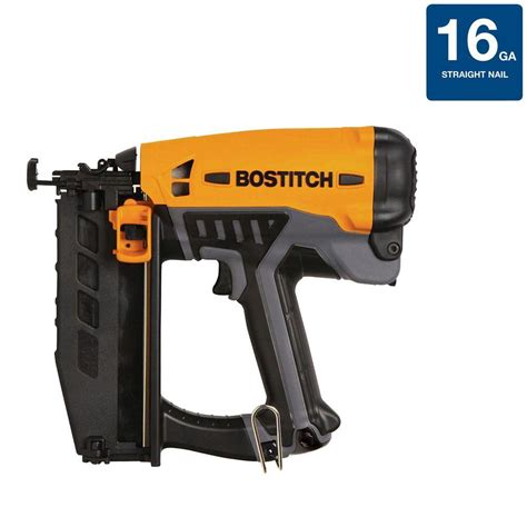 Bostitch Flooring Nailer Home Depot by Bostitch 16 Nailer Gfn1664k The Home Depot