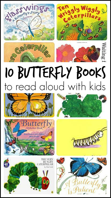 10 butterfly books for reading aloud with preschool 740 | d430499d828697421381853a2fccaca1