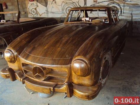mercedes ali di gabbiano prezzo epoca mercedes 300sl gullwing in scala 1 1 in legno 0 100 it