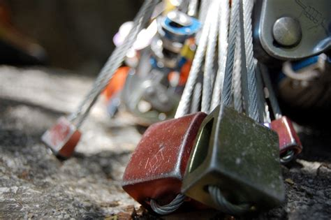 beginners guide  outdoor climbing equipment