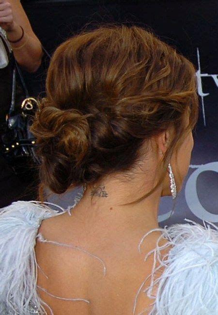 стилни официални прически Hair styles Messy