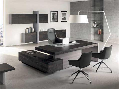 travail bureau bureau bois moderne travail debout accueil design et