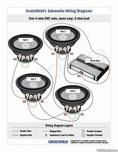 Home Subwoofer Wiring Diagrams