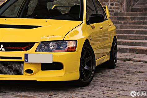 new mitsubishi evo mitsubishi lancer evolution ix mr 6 september 2016