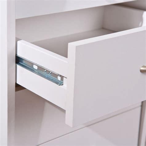 bureau univ caisson de bureau 4 tiroirs quot quot blanc