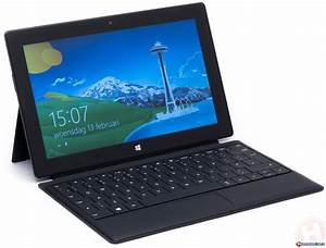 Microsoft Surface RT review: the first Microsoft tablet