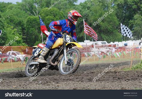 motocross races in texas jefferson tx apr 17 jim gibson racing a yamaha yz100