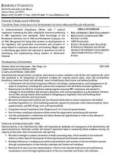 chief compliance officer resume exle chief compliance officer resume sle cco resumes