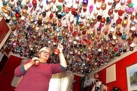 Christmas Ceiling Decorations Ideas Elitflat