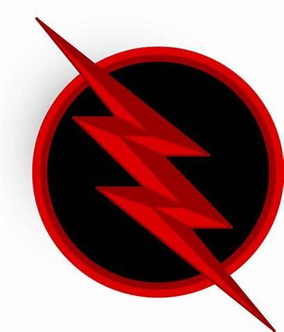 Flash Reverse Symbol Dc Transparent Simbolo Reverso