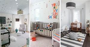 Idees Deco Chambre : 23 id es d co pour la chambre b b ~ Melissatoandfro.com Idées de Décoration