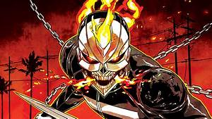 Marvel's GHOST RIDER Returns in New Ongoing Comic Series ...