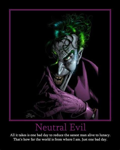 evil villains quotes