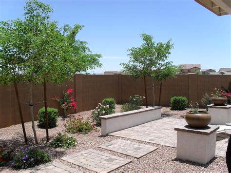 arizona backyard landscape design patio ideas for small gardens court nursing home the garden inspirations