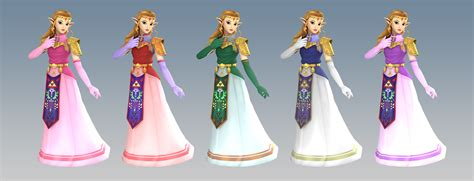Brawl Vault Oot Zelda Super Smash Bros Wii U Requests