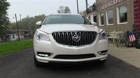 Buick Enclave Colors by 2014 Buick Enclave Colors