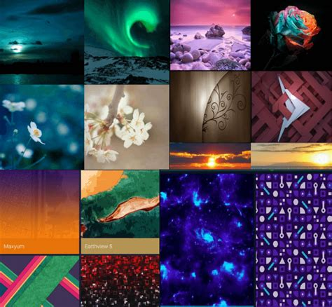 Top 5 Wallpaper Apps For Android Phones And Tablets