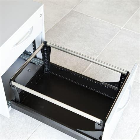 bureau hauteur ajustable fabrication caissons métalliques fixes à hauteur de bureau