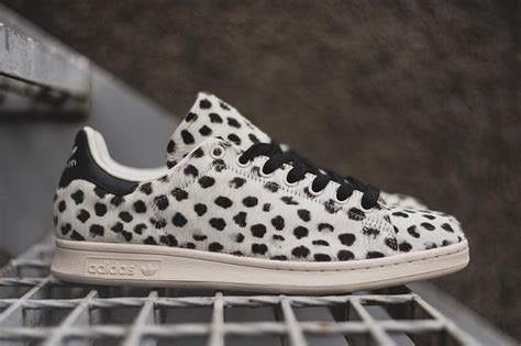 adidas stan smith snow leopard sneaker bar detroit